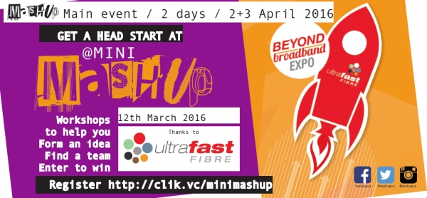 Get a Mashup heads-up at Beyond Broadband Expo